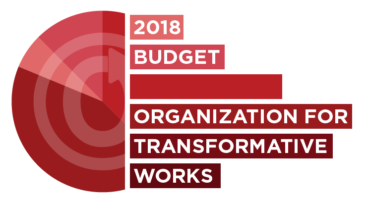 Organization for Transformative Works: 2018 budget