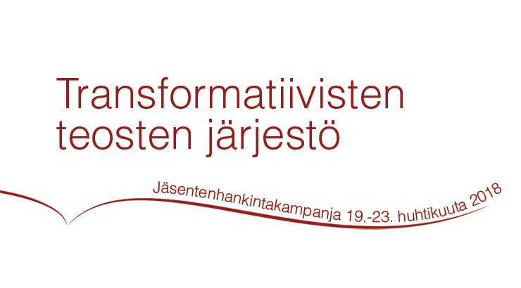 Organization for Transformative Worksin (Transformatiivisten teosten järjestö) jäsenyyskampanja, 19.-23. huhtikuuta 2018